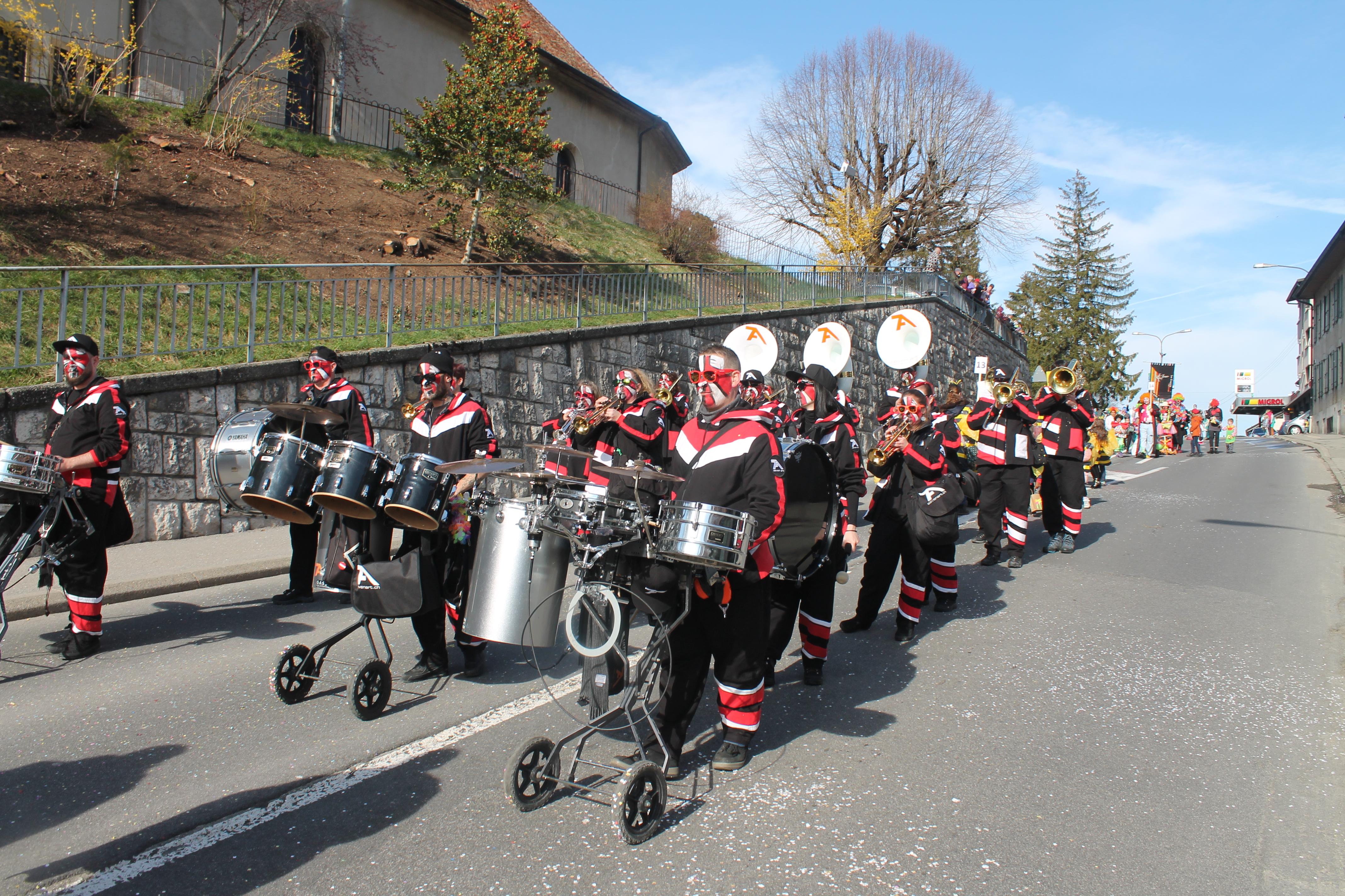 Carnaval de Vallorbe